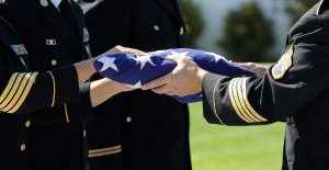 veteran funeral honors