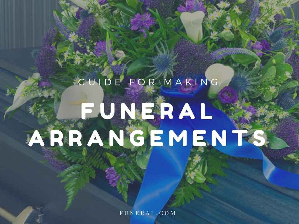 Guide for Making Funeral Arrangements